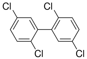Chemical Structure for 2,2',5,5'-Tetrachlorobiphenyl