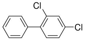 Chemical Structure for 2,4-Dichlorobiphenyl Solution