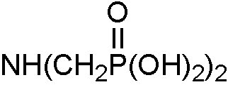 Chemical Structure for Iminobis (methylphosphonic acid)