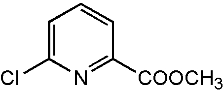 Chemical Structure for 6-Chloro-2-picolinic acid methyl ester Solution