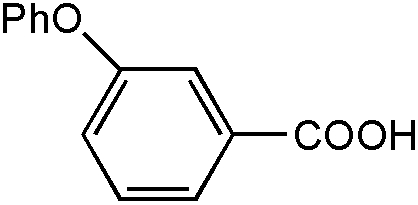 Chemical Structure for 3-Phenoxybenzoic acid