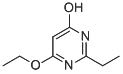 Chemical Structure for Etrimfos Alcohol
