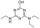 Chemical Structure for Trietazine-2-hydroxy Solution