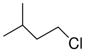 Chemical Structure for 1-Chloro-3-methylbutane