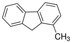 Chemical Structure for 1-Methyl fluorene