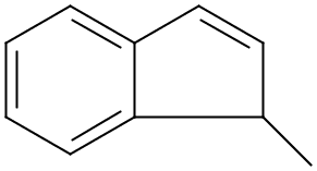 Chemical Structure for 1-Methylindene