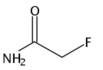 Chemical Structure for 2-Fluoroacetamide