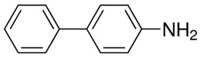 Chemical Structure for 4-Aminobiphenyl