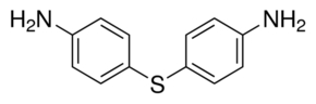 Chemical Structure for 4,4'-Thiodianiline