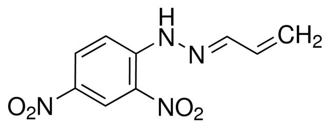 Chemical Structure for Acrolein (DNPH Derivatives)