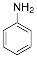 Chemical Structure for Aniline