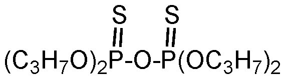 Chemical Structure for Aspon (TM)