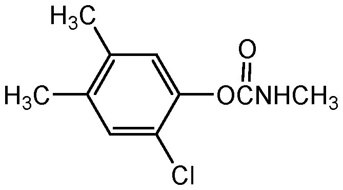 Chemical Structure for Carbanolate