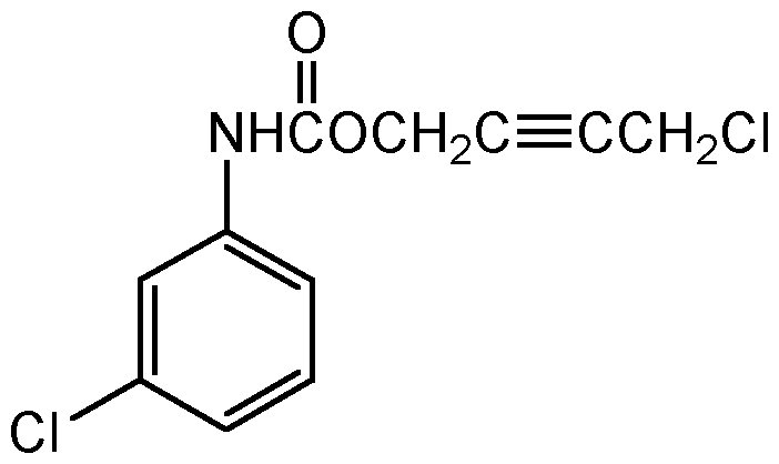 Chemical Structure for Barban