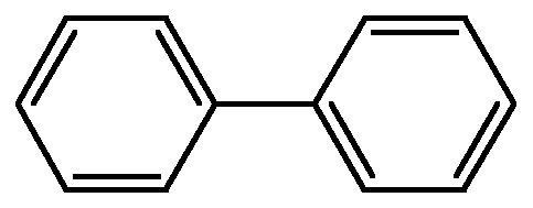 Chemical Structure for Biphenyl
