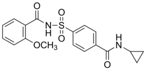 Chemical Structure for Cyprosulfamide