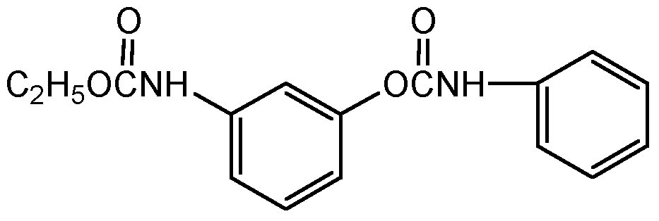 Chemical Structure for Desmedipham