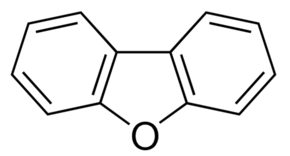 Chemical Structure for Dibenzofuran
