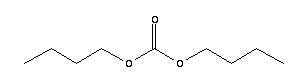 Chemical Structure for Dibutyl carbonate