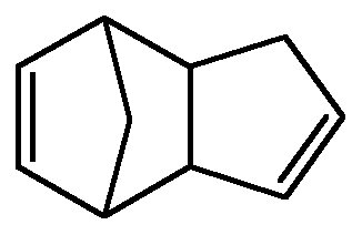 Chemical Structure for Dicyclopentadiene