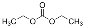 Chemical Structure for Diethyl carbonate