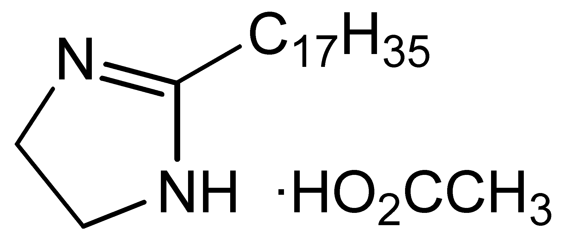 Chemical Structure for Glyodin(Technical)