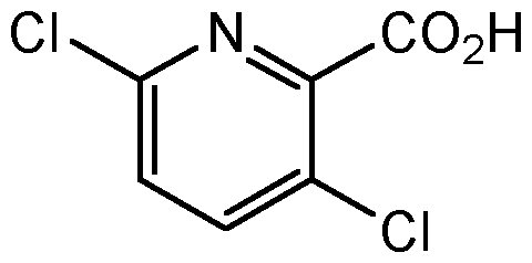 Chemical Structure for Clopyralid