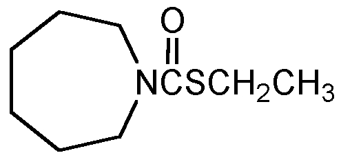 Chemical Structure for Molinate