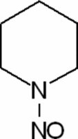 Chemical Structure for N-Nitrosopiperidine