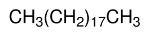 Chemical Structure for n-Nonadecane