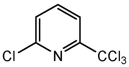 Chemical Structure for Nitrapyrin