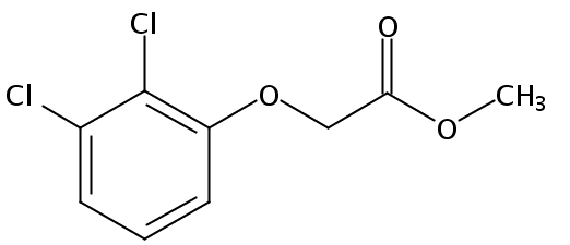 Chemical Structure for 2,3-D methyl ester