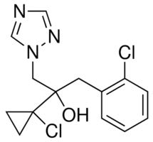 Chemical Structure for Prothioconazole-desthio