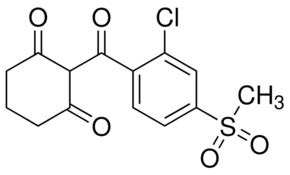 Chemical Structure for Sulcotrione