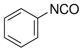 Chemical Structure for Phenyl isocyanate