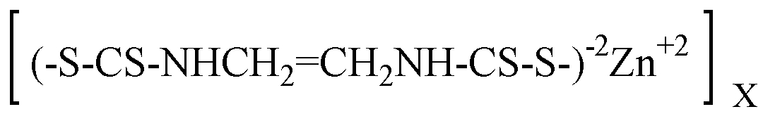 Chemical Structure for Metiram(Technical)