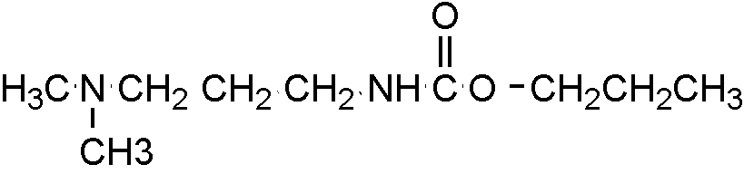 Chemical Structure for Propamocarb