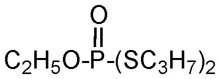 Chemical Structure for Prophos
