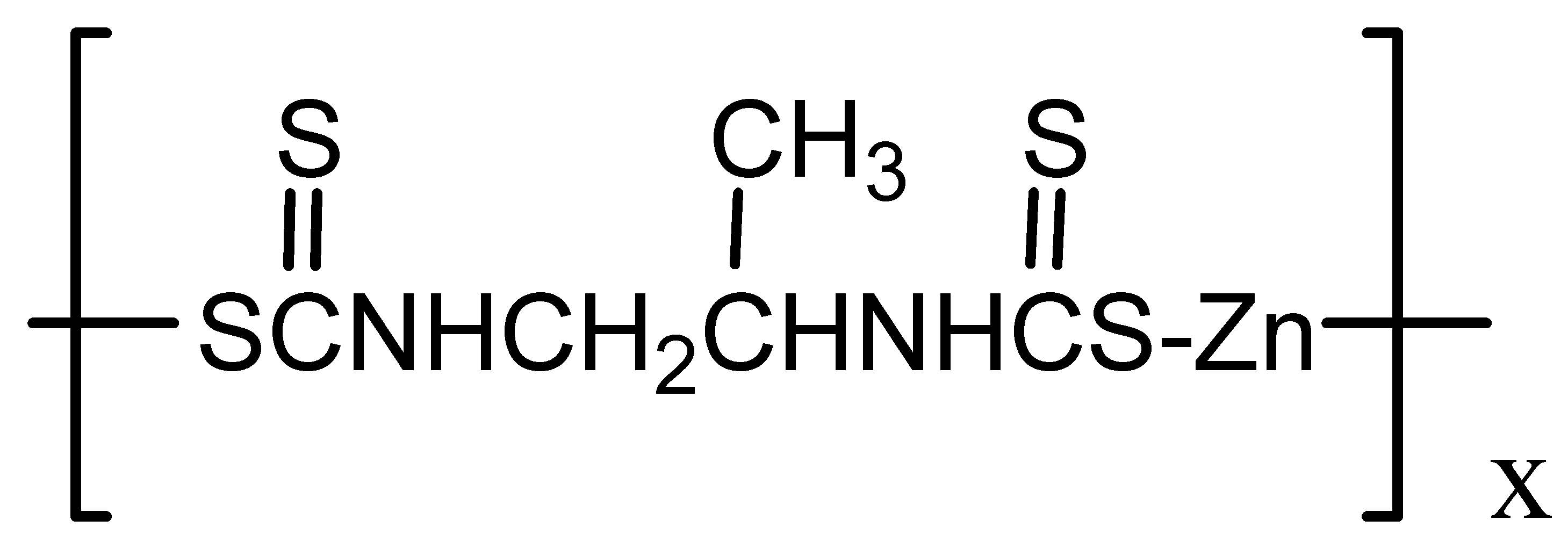 Chemical Structure for Propineb(Technical)