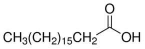 Chemical Structure for Stearic acid