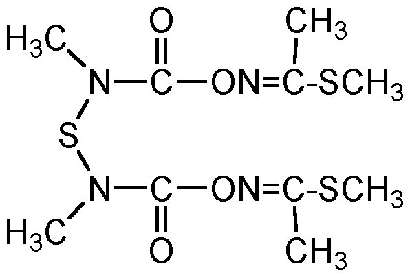 Chemical Structure for Thiodicarb