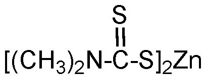 Chemical Structure for Ziram