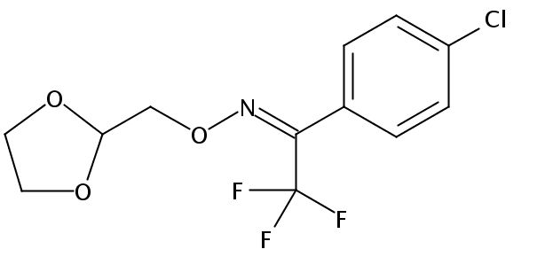 Chemical Structure for Fluxofenim
