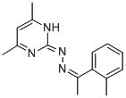 Chemical Structure for Ferimzone