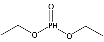 Chemical Structure for Diethyl phosphite