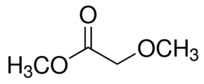 Chemical Structure for Methoxymethyl acetate