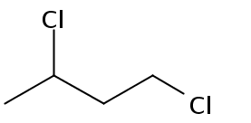 Chemical Structure for 1,3-Dichlorobutane Solution