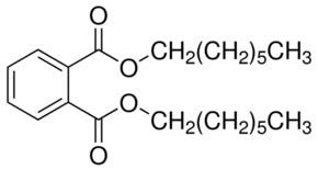 Chemical Structure for Diheptyl phthalate Solution