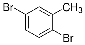 Chemical Structure for 2,5-Dibromotoluene Solution