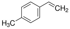Chemical Structure for 4-Methylstyrene Solution
